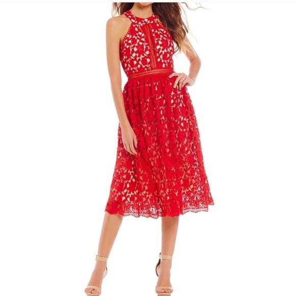 09dd0e4de7c ✨Buy 3 get 1 FREE✨Gianni Bini Lace Dress